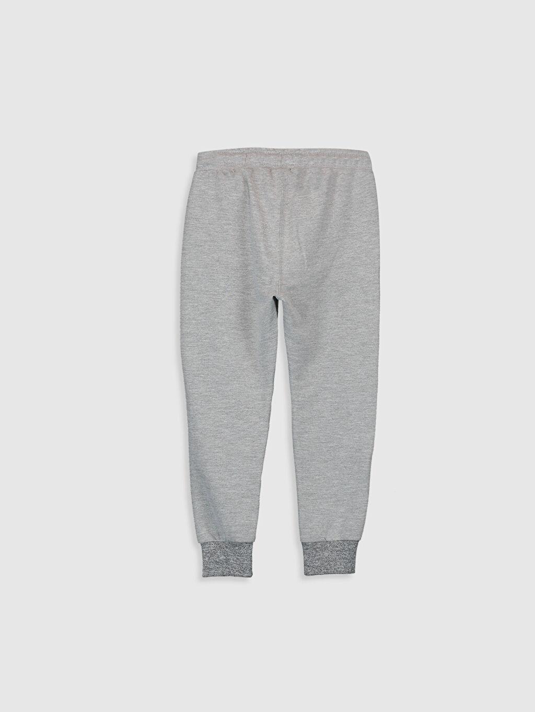 %57 Pamuk %43 Polyester Orta Kalınlık İnce Sweatshirt Kumaşı Eşofman Altı Düz Erkek Çocuk Jogger Eşofman Altı