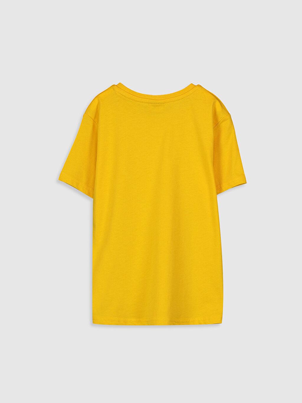 %100 Pamuk Bisiklet Yaka Kısa Kol Süprem Baskılı Tişört %100 Pamuk İnce Erkek Çocuk Yazı Baskılı Pamuklu Tişört