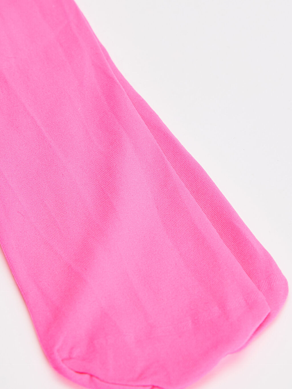 İnce Külotlu Çorap Casual/Günlük Kız Çocuk Külotlu Çorap
