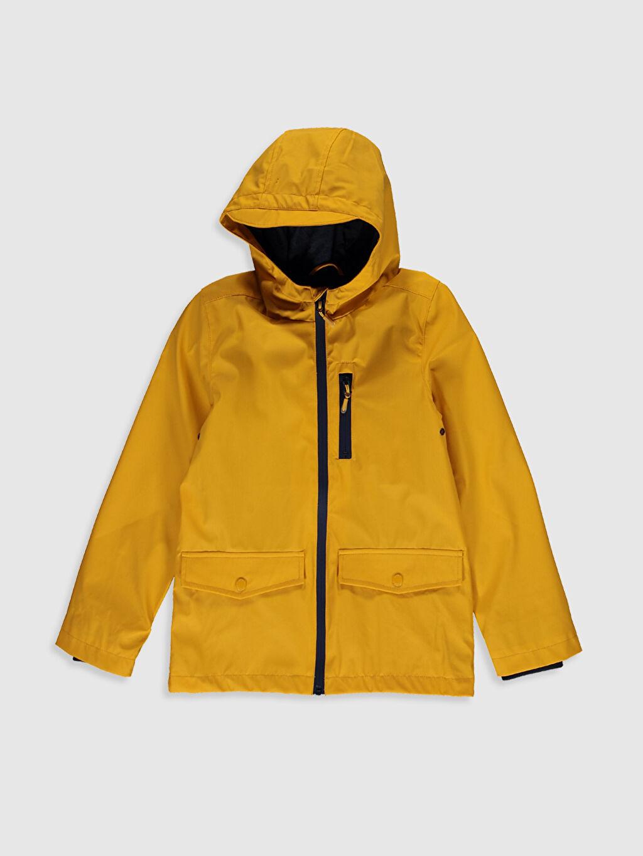 Sarı Erkek Çocuk İnce Mont 0S2252Z4 LC Waikiki