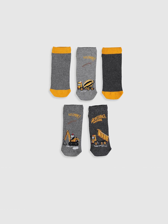 Короткие спортивные носки -0S4424Z4-K00