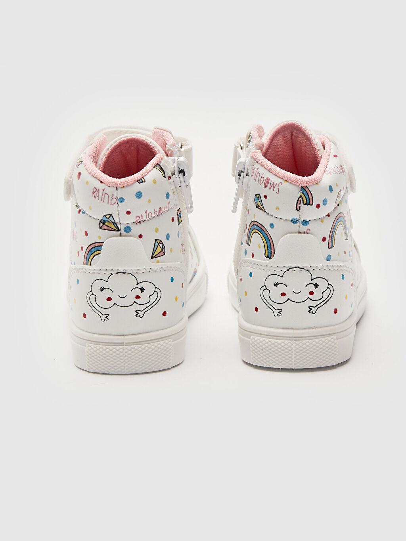 Kız Çocuk Günlük Bilekli Spor Ayakkabı