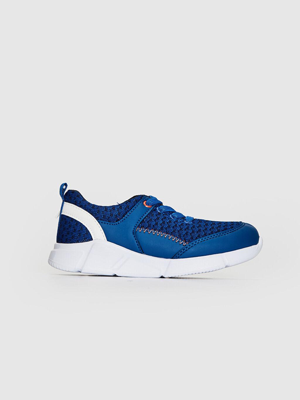 Mavi Erkek Çocuk Aktif Spor Ayakkabı 0S7216Z4 LC Waikiki