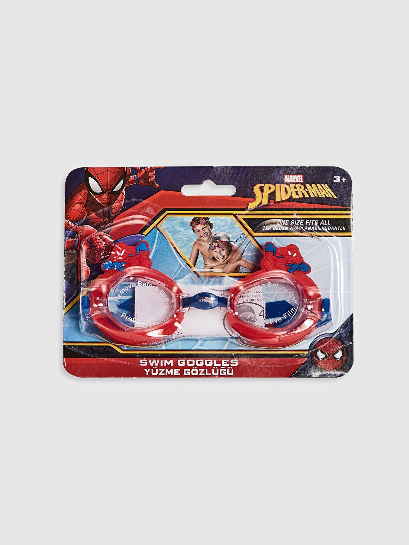 Çok Renkli Erkek Çocuk Spiderman Deniz Gözlüğü 0S9413Z4 LC Waikiki
