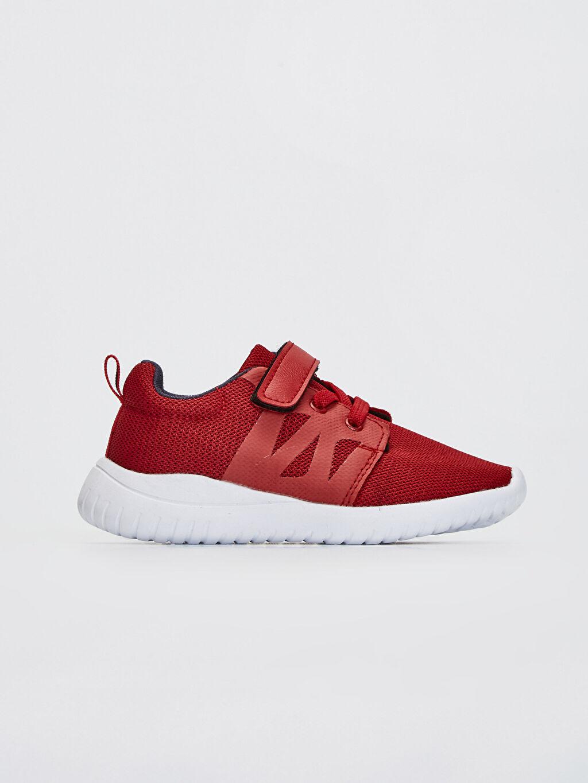 Kırmızı Erkek Çocuk 25-30 Numara Aktif Spor Ayakkabı 0S9482Z4 LC Waikiki
