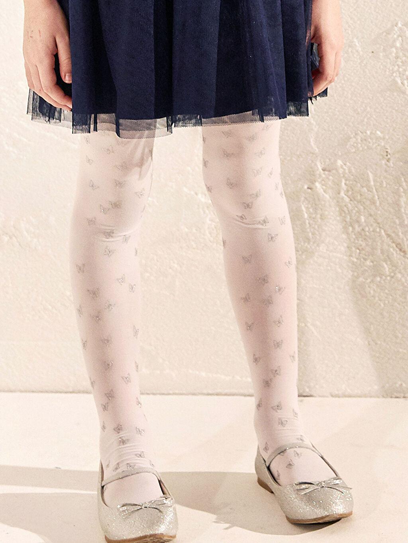 Kız Çocuk Kız Çocuk Külotlu Çorap