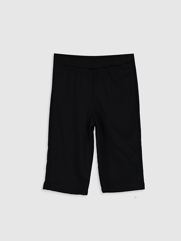 Siyah Kız Bebek Basic Pantolon 0SN373Z4 LC Waikiki