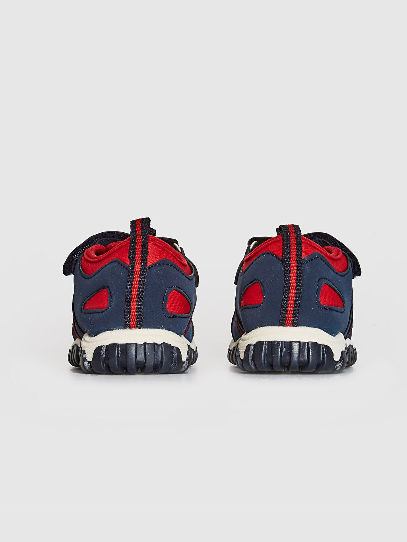 Erkek Çocuk Cırt Cırtlı Sandalet