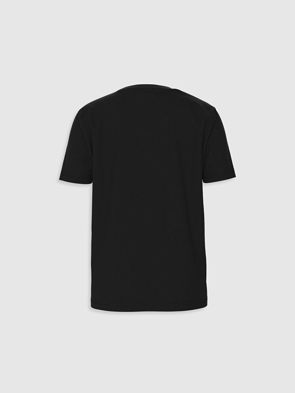 %100 Pamuk Erkek Çocuk Baskılı Tişört