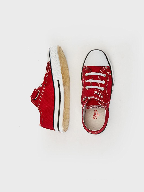 Aktif Spor Ayakkabı MP ONE Kız Çocuk Cırt Cırtlı Spor Ayakkabı