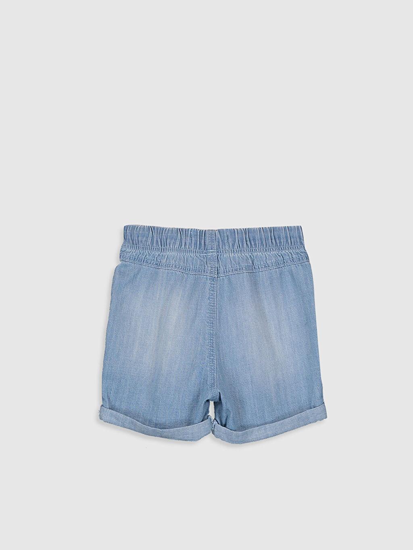Джинсовые шорты -0S0126Z1-311