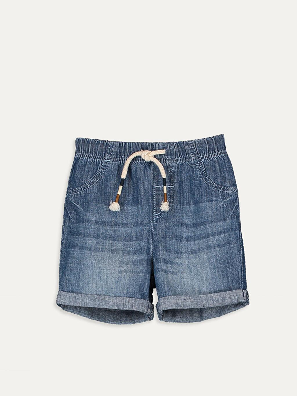 Джинсовые шорты -0S0126Z1-H45