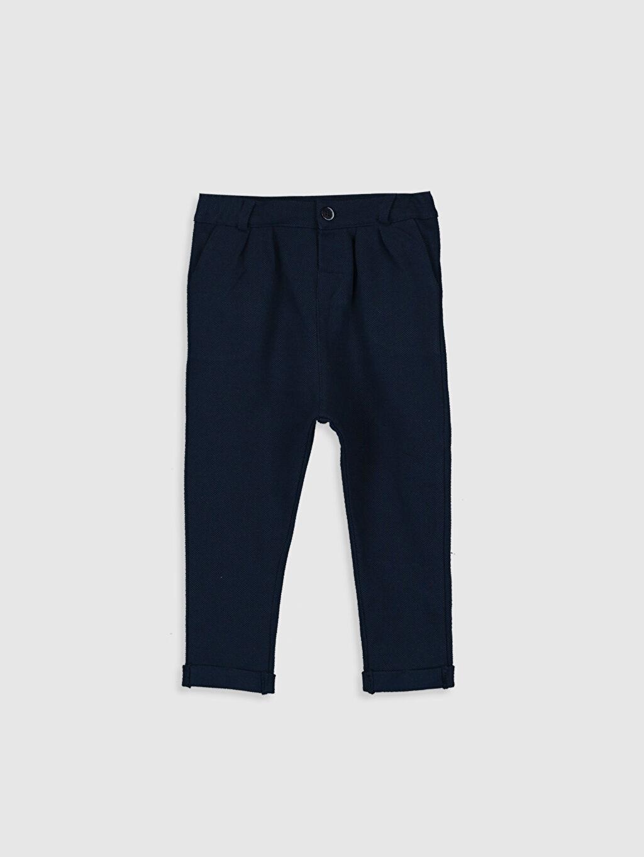 Lacivert Erkek Bebek Pantolon 0S0736Z1 LC Waikiki