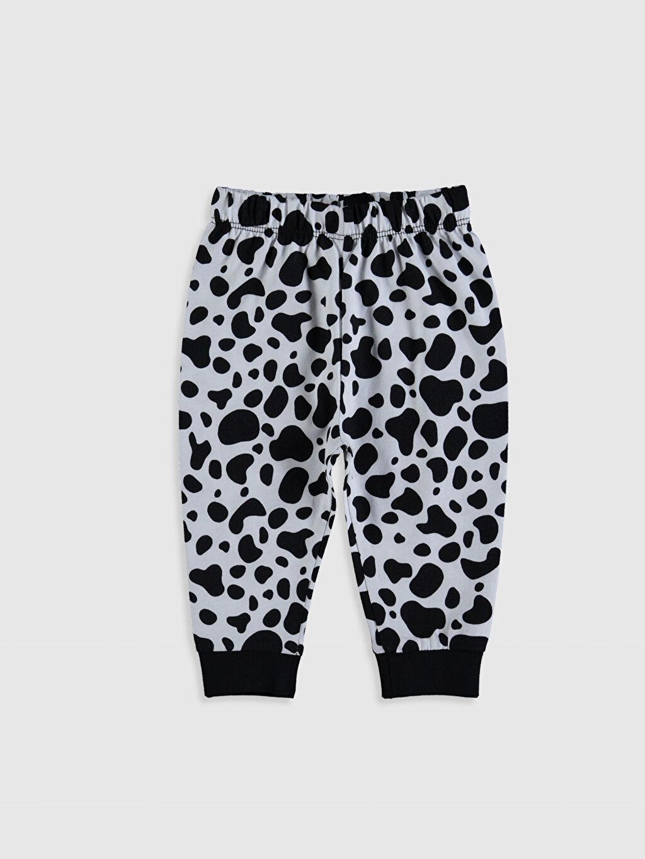 Erkek Bebek Dalmaçyalı Pijama Takımı
