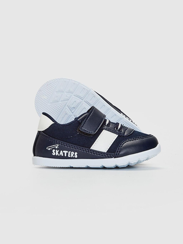 Erkek Bebek Erkek Bebek Günlük Spor Ayakkabı