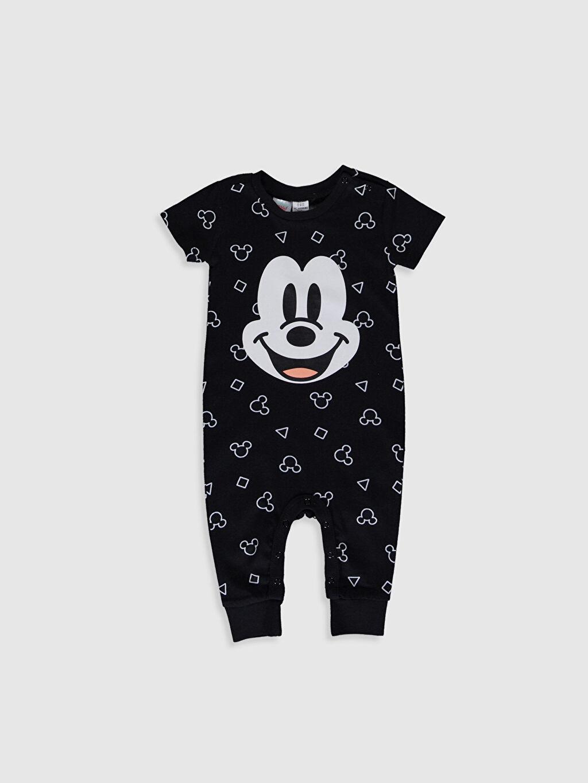 Siyah Erkek Bebek Mickey Mouse Baskılı  0S7510Z1 LC Waikiki