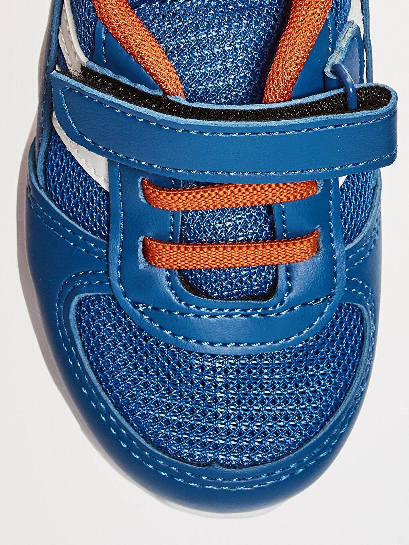LC Waikiki Mavi Erkek Bebek Cırt Cırtlı Günlük Spor Ayakkabı
