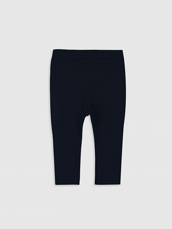 %63 Pamuk %37 Polyester Eşofman Altı Düz Pike Orta Kalınlık Şık Erkek Bebek Pantolon