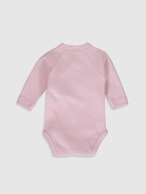 Tulum Luggi Baby Yenidoğan Çıtçıtlı Body