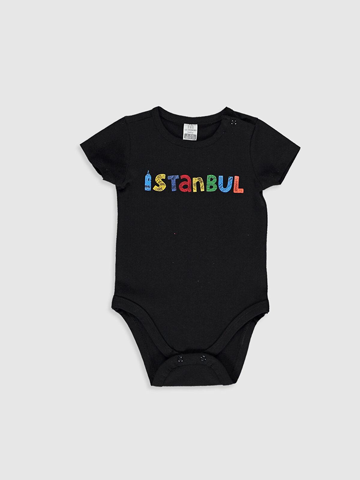 Erkek Bebek Pamuklu Tulum - LC WAIKIKI
