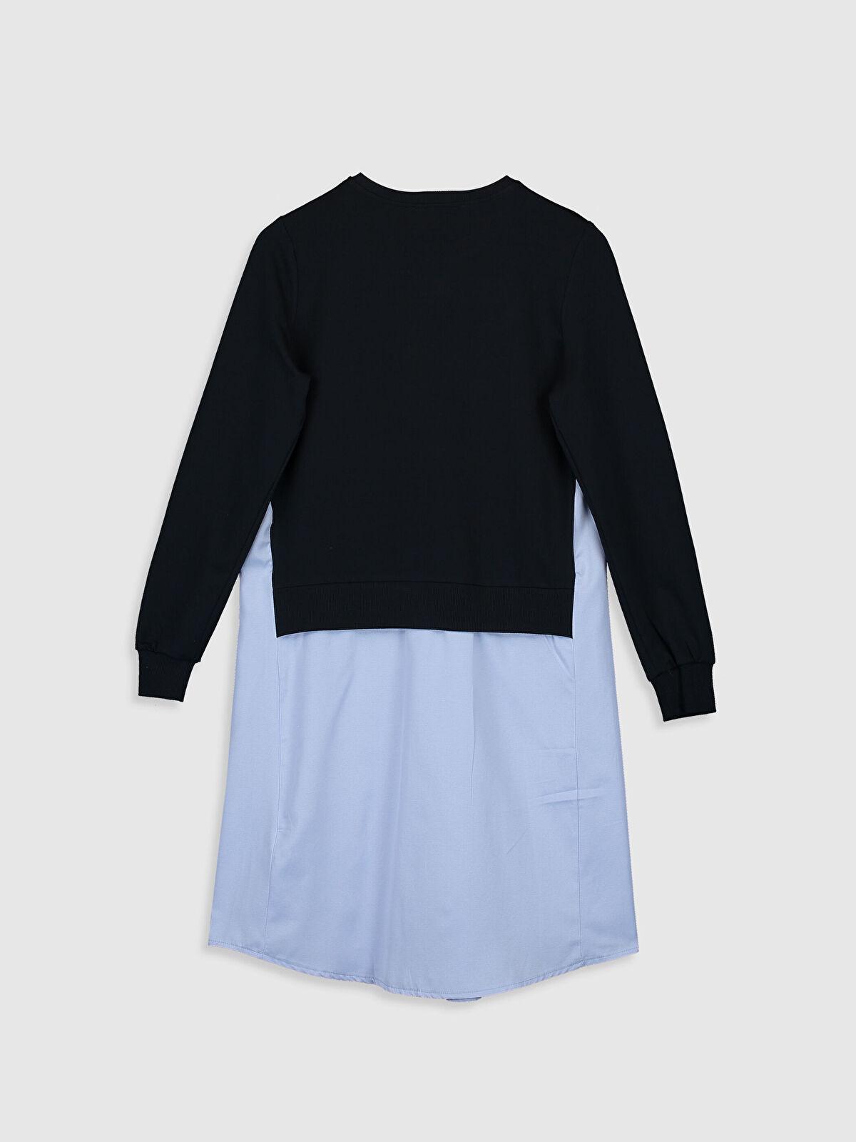 Markalar Kadın Allday Gömlek Garnili Tunik