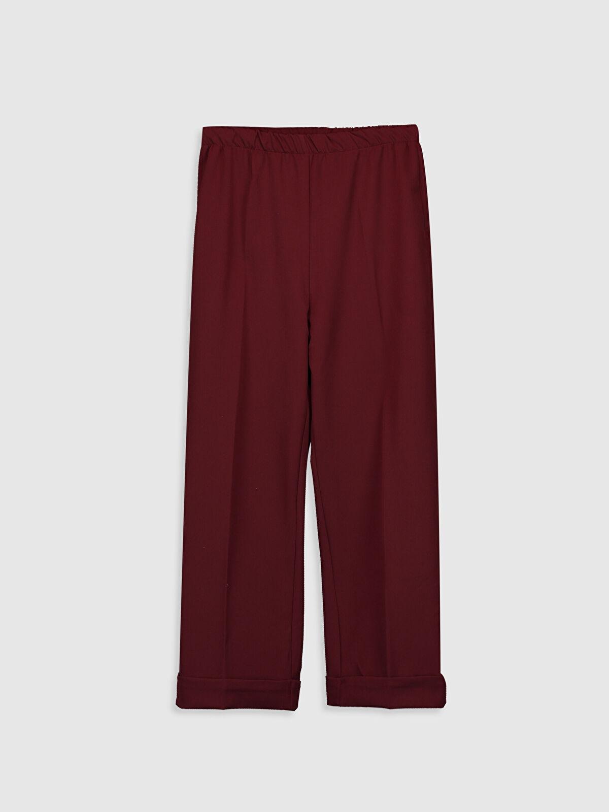 Allday Duble Paça Esnek Pantolon - Markalar