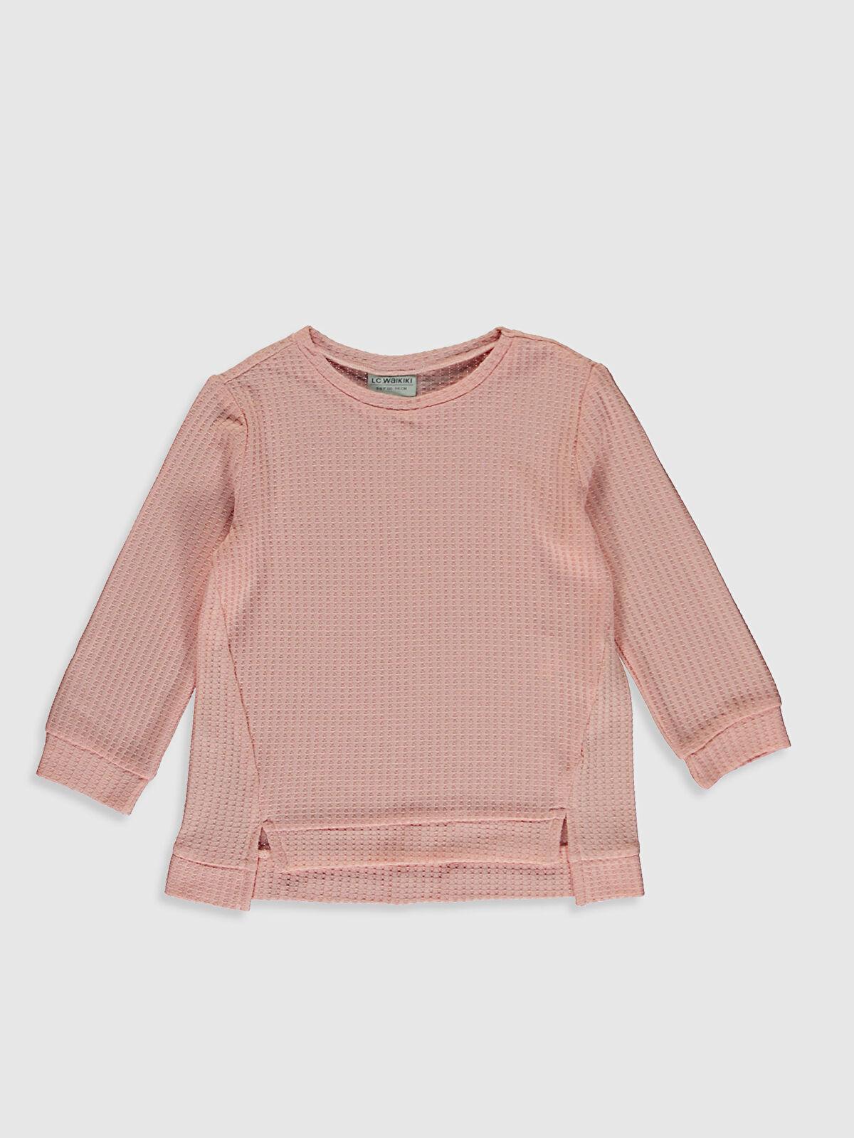 Kız Çocuk Basic Tişört - LC WAIKIKI