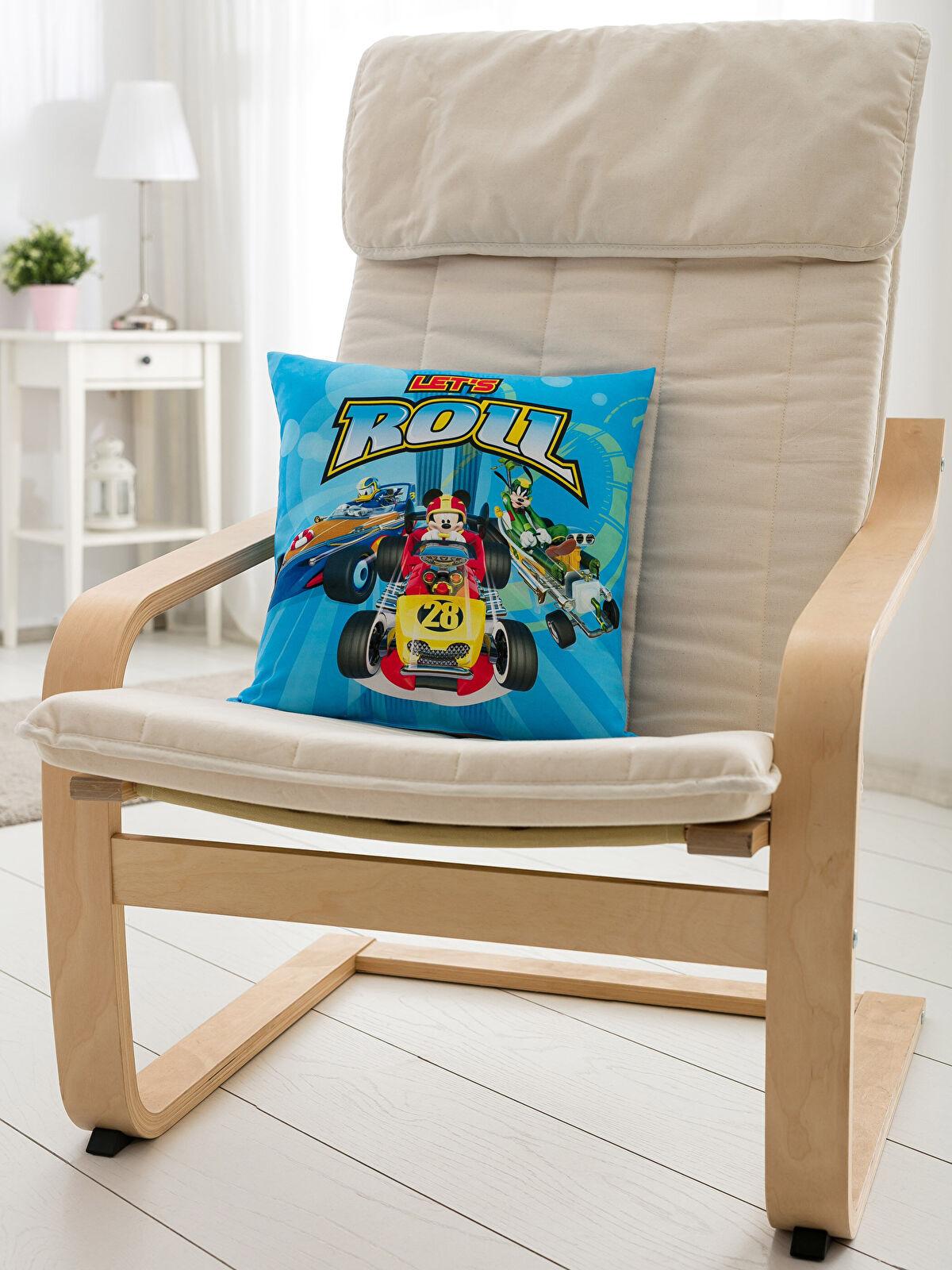 Mickey Mouse Lisanslı Kırlent - LCW HOME