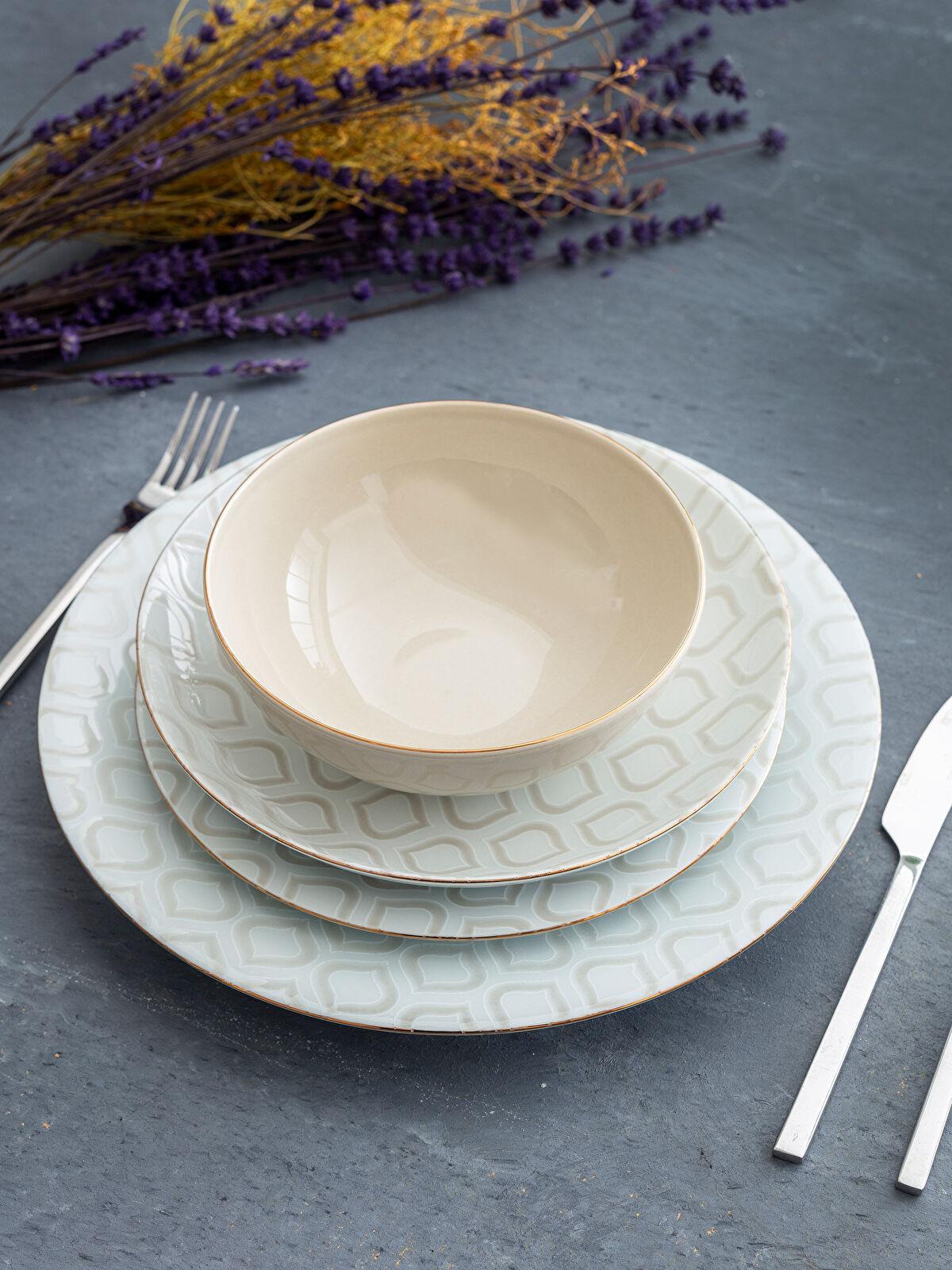 Kütahya Porselen 24 Parça Yemek Takımı - LCW HOME
