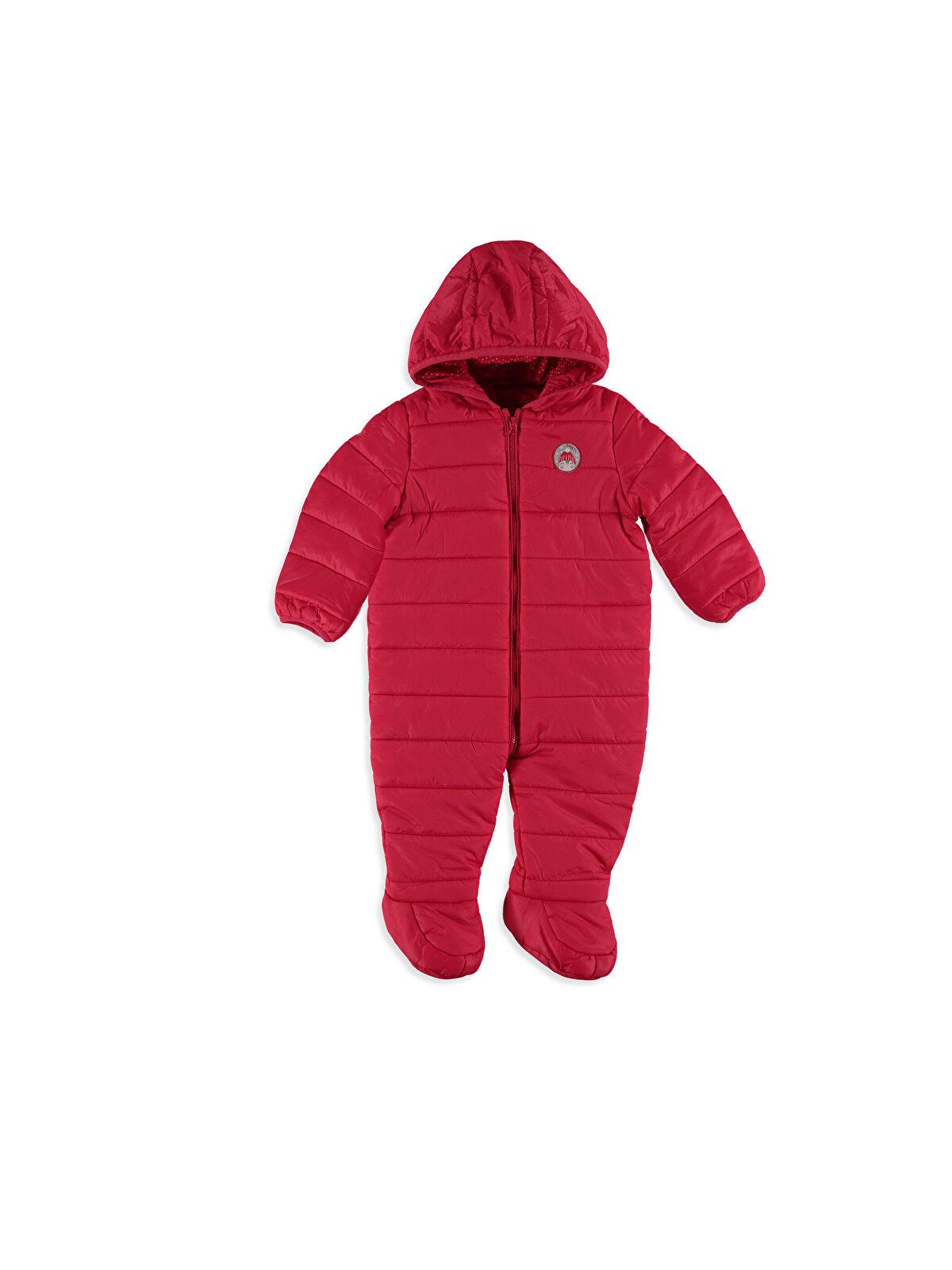 Kız Bebek Astronot Mont - LC WAIKIKI