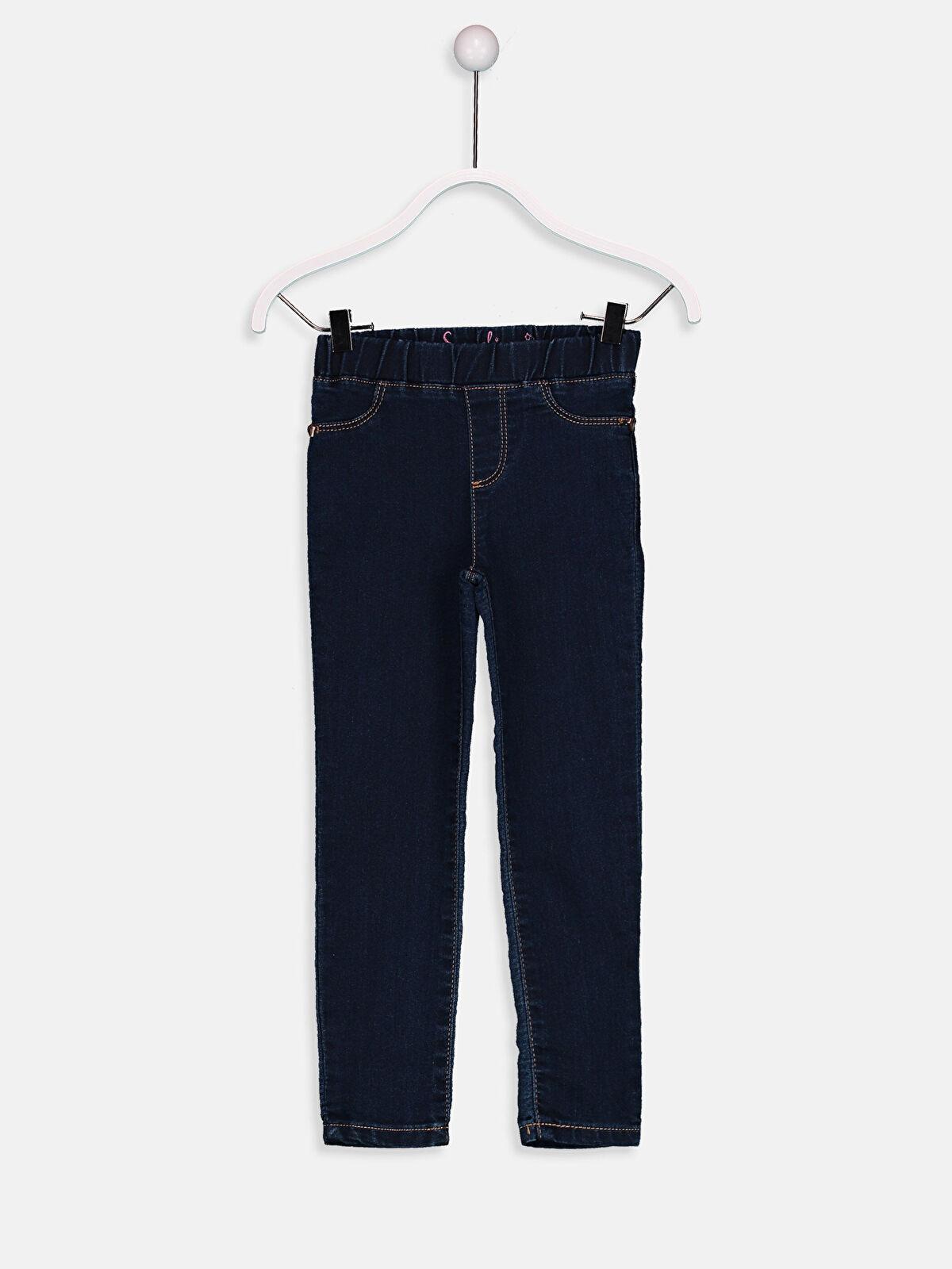 Beli Lastikli Super Skinny Jean Pantolon - LC WAIKIKI