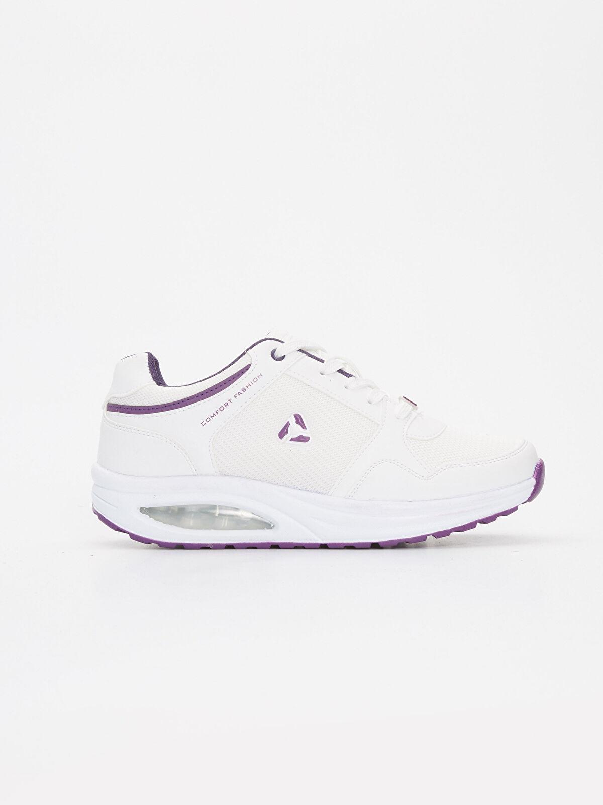 Letoon Kadın Bağcıklı Spor Ayakkabı - Markalar
