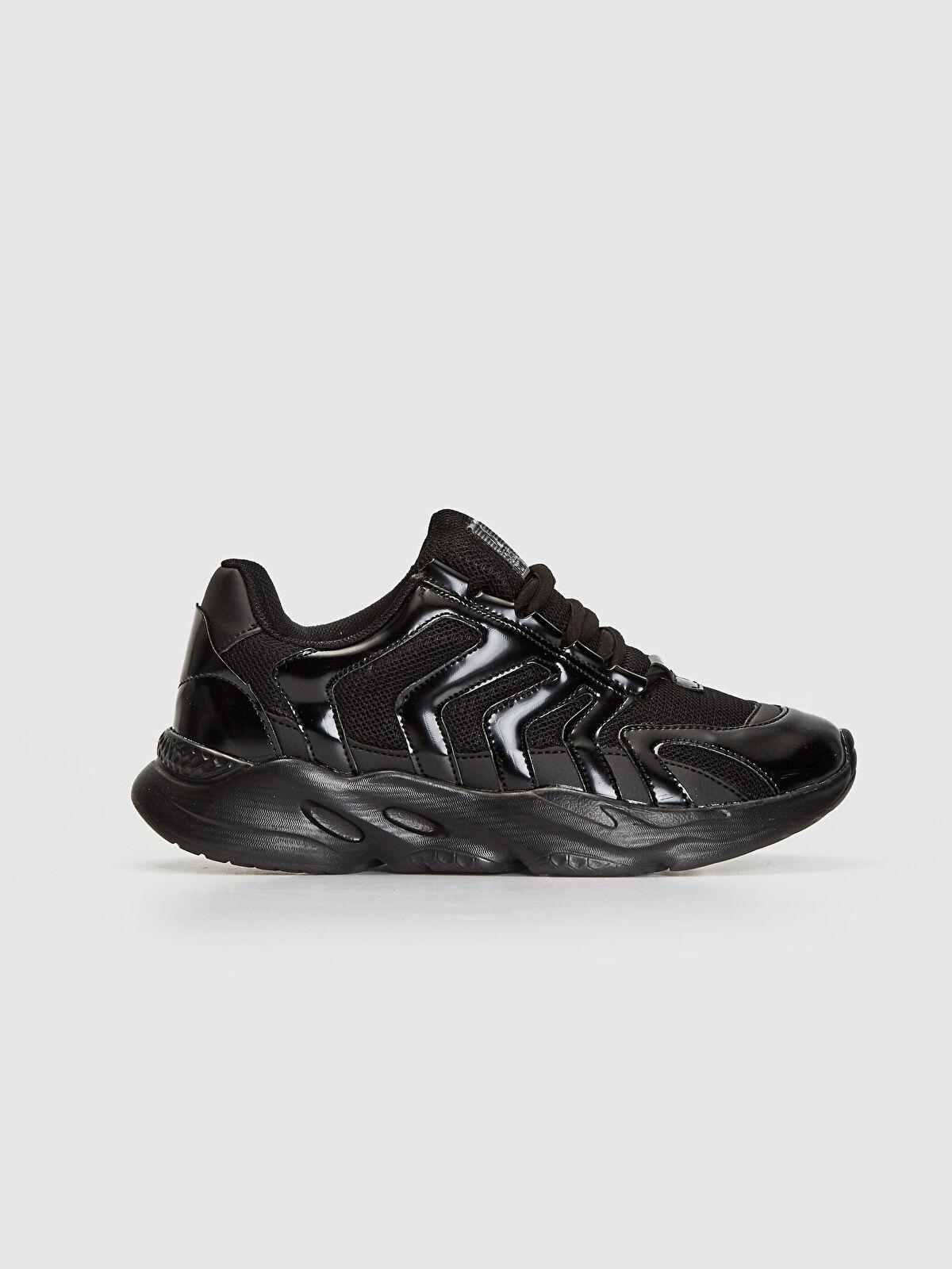 Letoon Kadın Parlak Görünümlü Spor Ayakkabı - Markalar