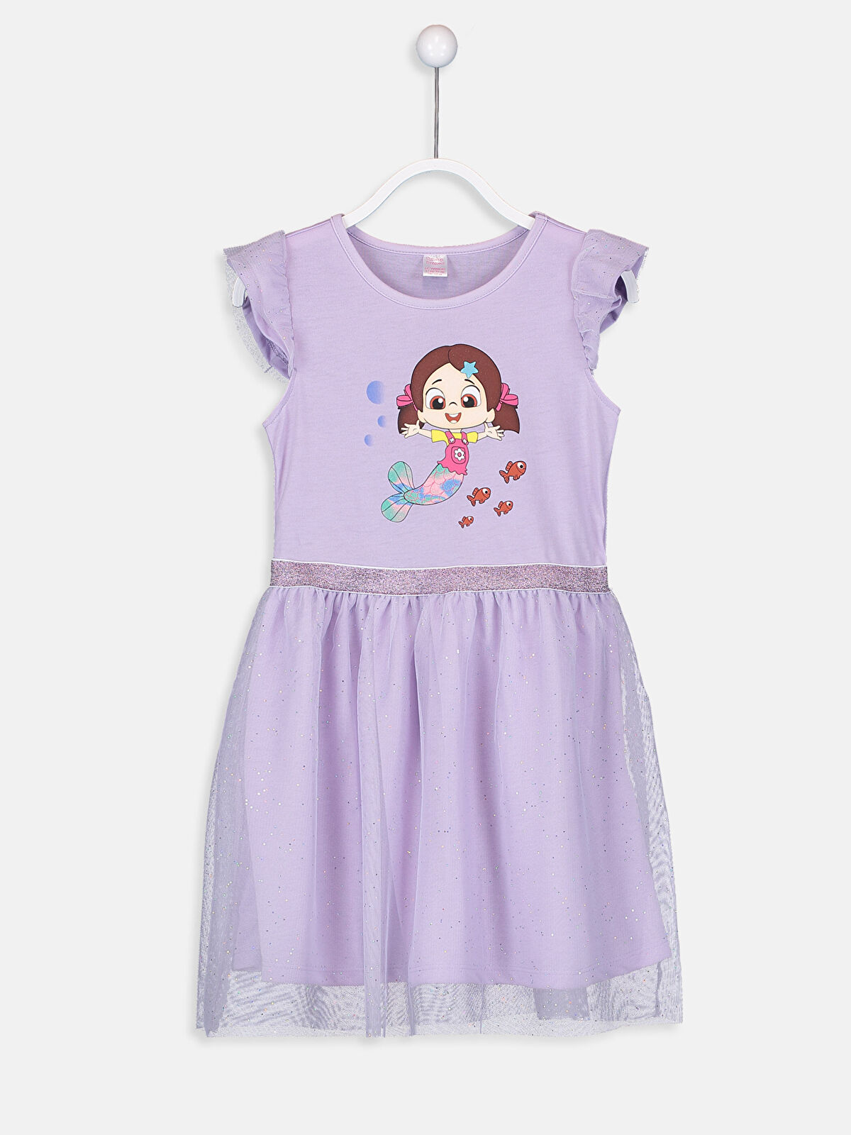 Kız Çocuk Niloya Elbise - LC WAIKIKI