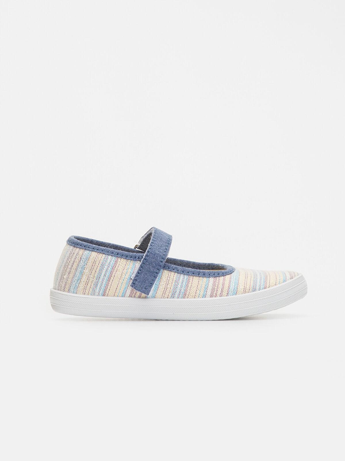 Kız Çocuk Renkli Babet Ayakkabı - LC WAIKIKI