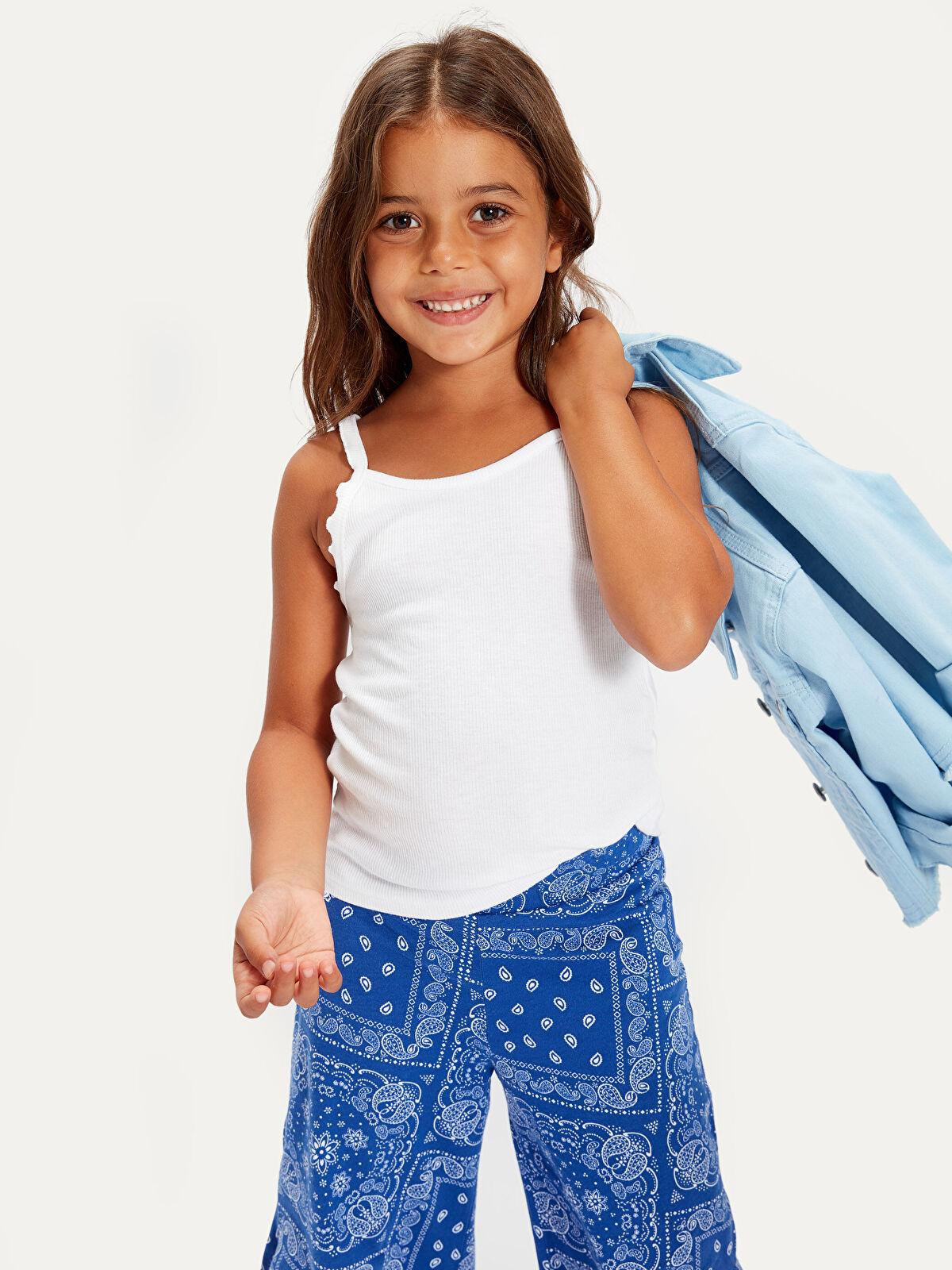 Kız Çocuk Atlet - LC WAIKIKI