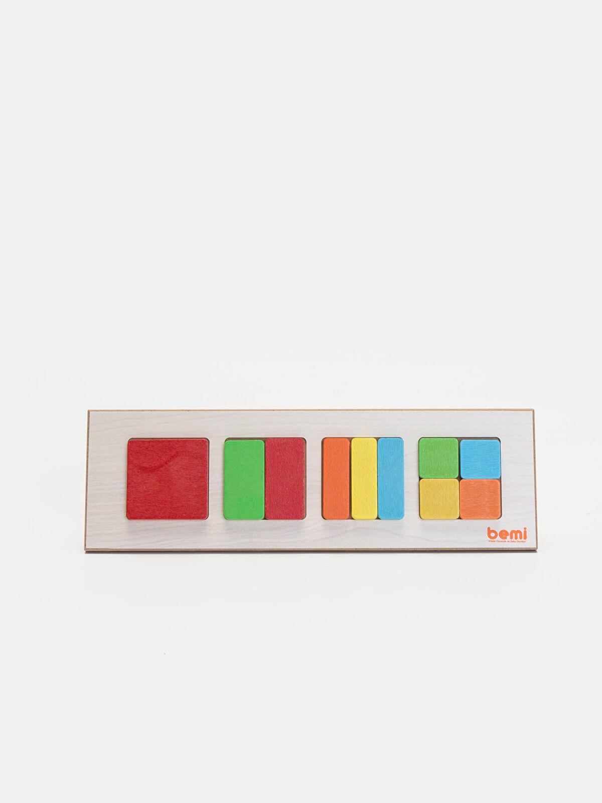Eğitici Oyuncak Blok Puzzle - LC WAIKIKI