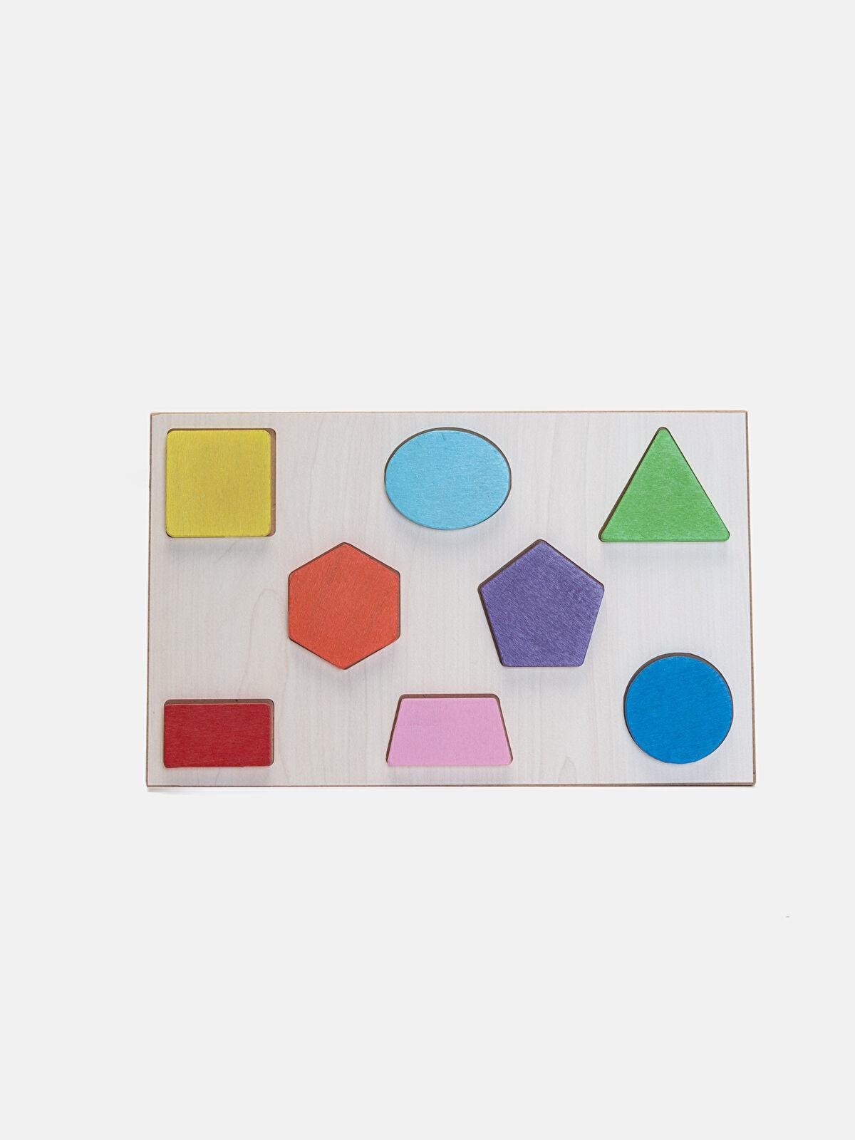 Eğitici Oyuncak Puzzle - LC WAIKIKI