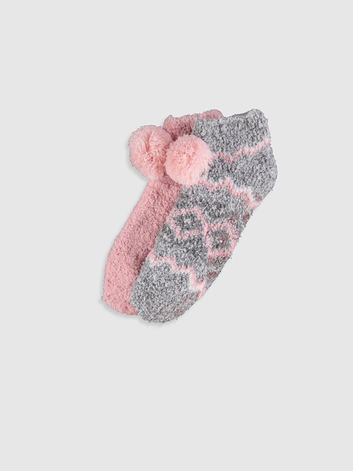 Ev Çorabı 2'li - LC WAIKIKI