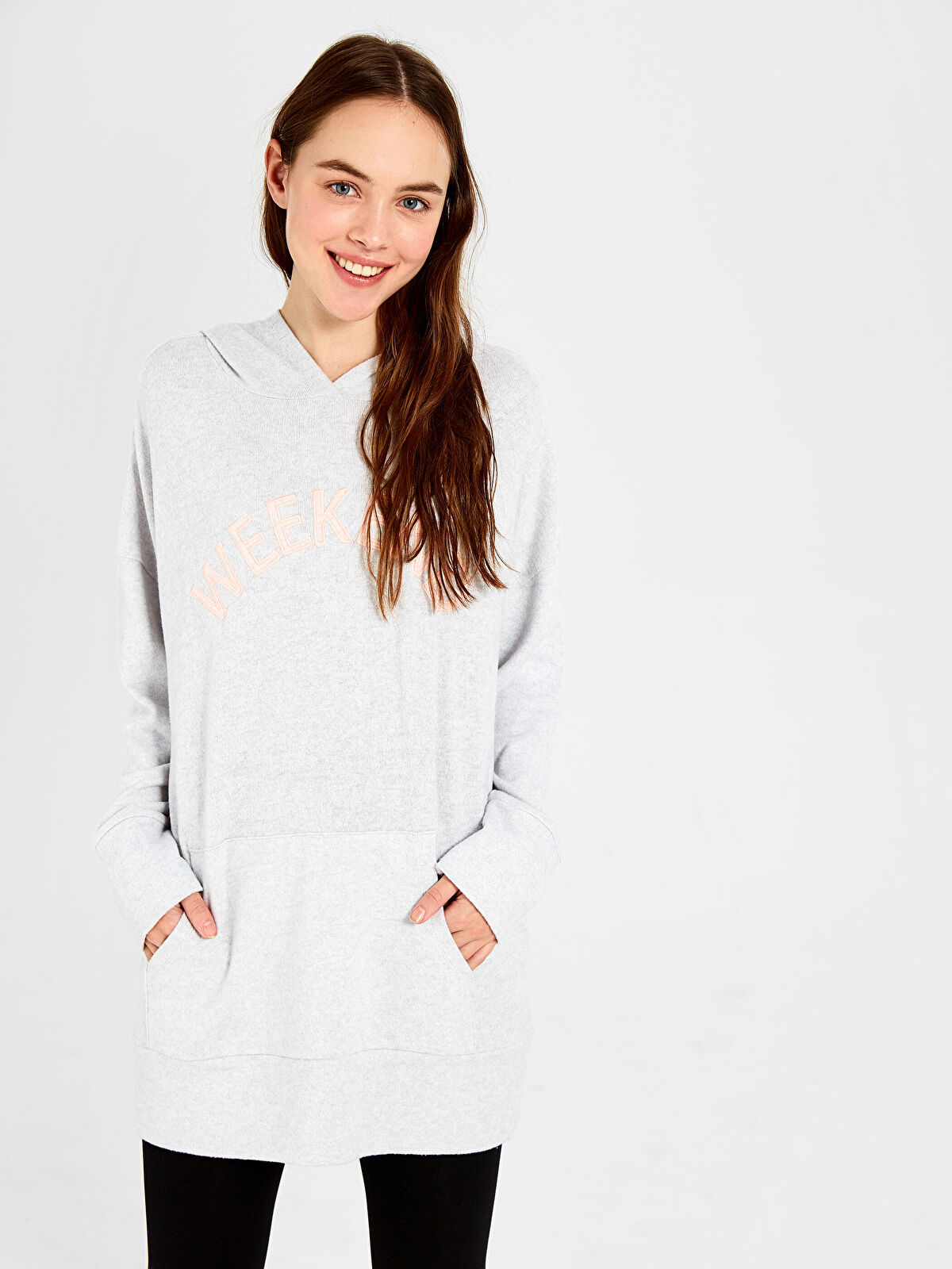 Kapüşonlu Pijama Üst - LC WAIKIKI