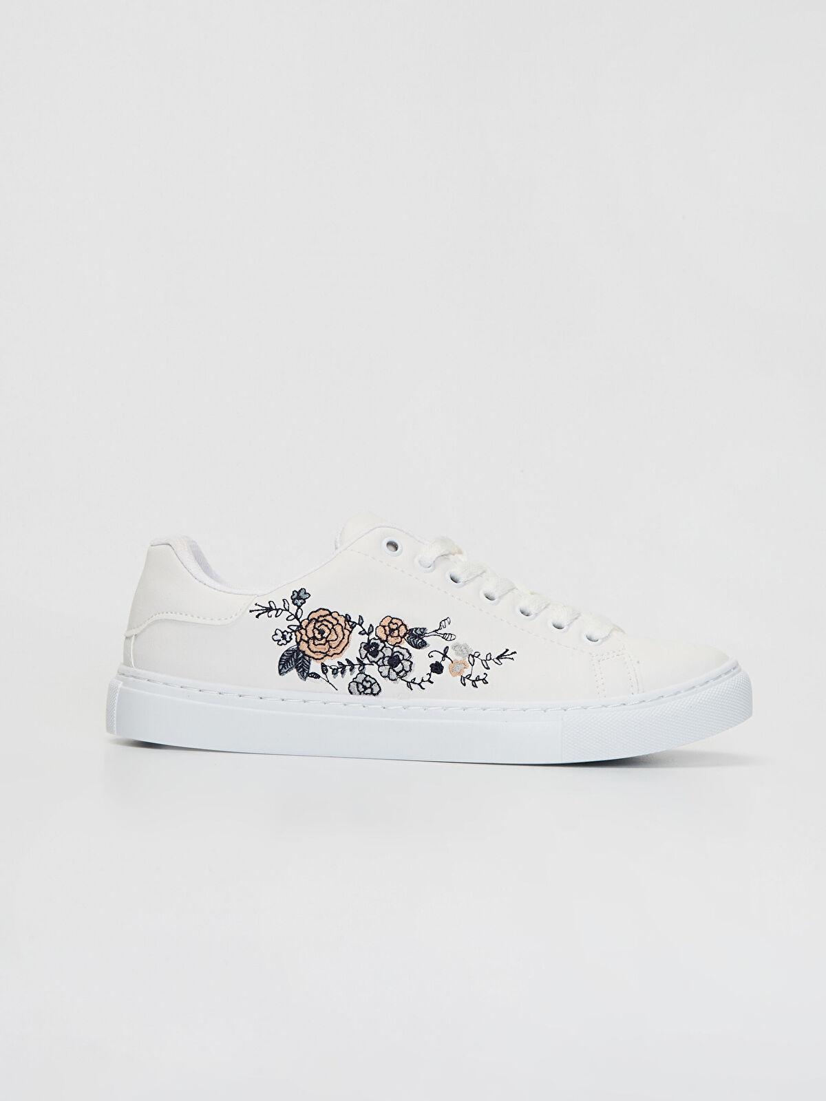 Kadın Nakışlı Günlük Ayakkabı - LC WAIKIKI