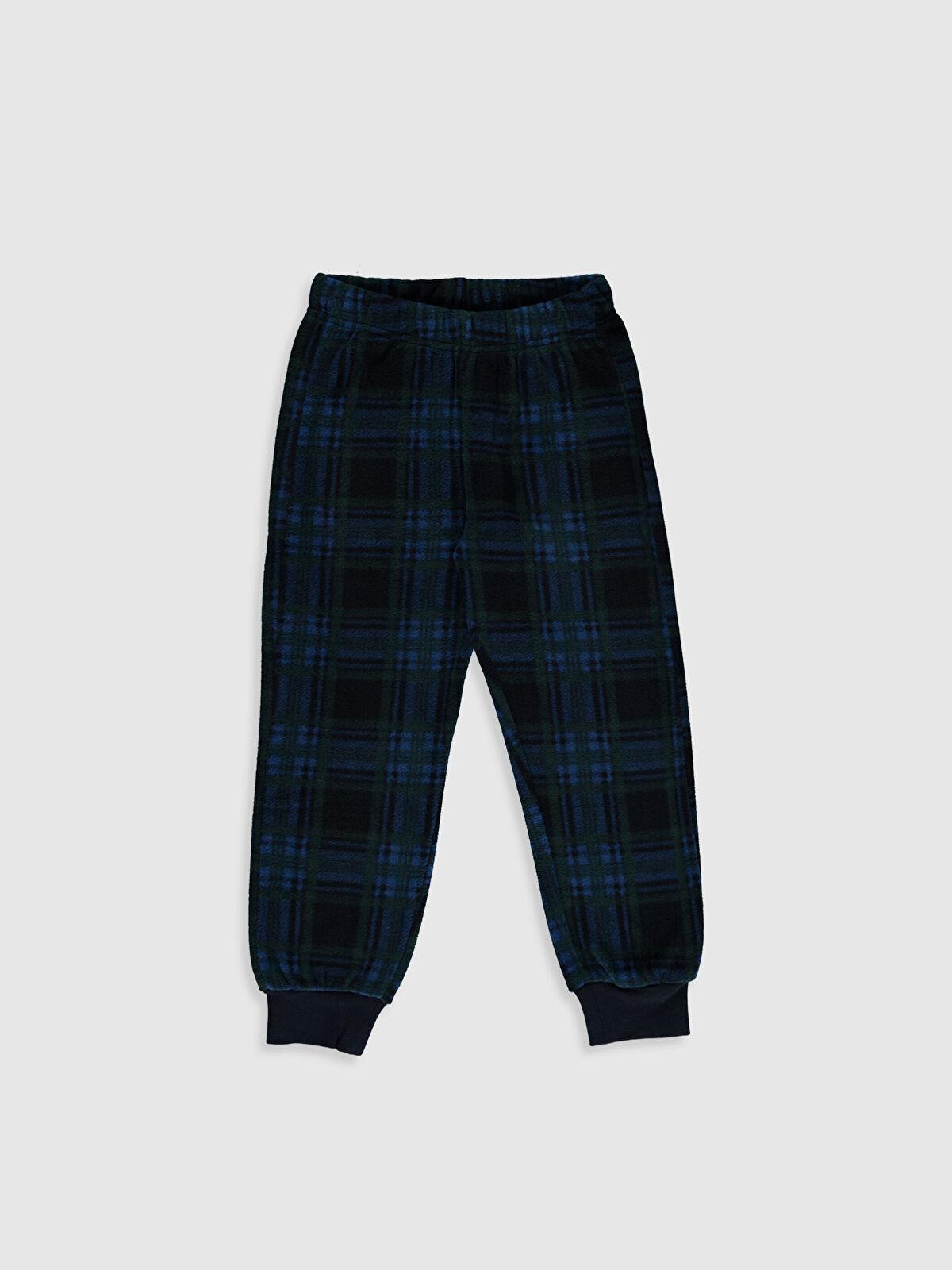 Erkek Çocuk Polar Pijama Alt - LC WAIKIKI