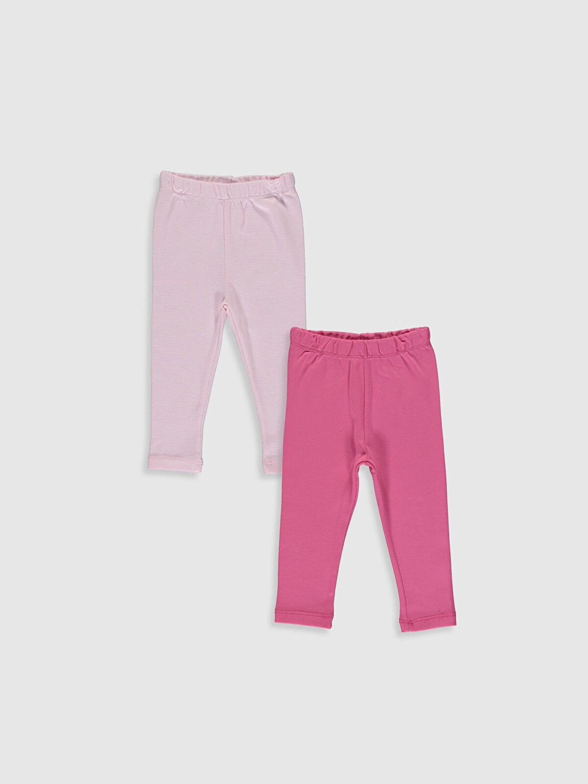Kız Bebek Pantolon 2'li - LC WAIKIKI