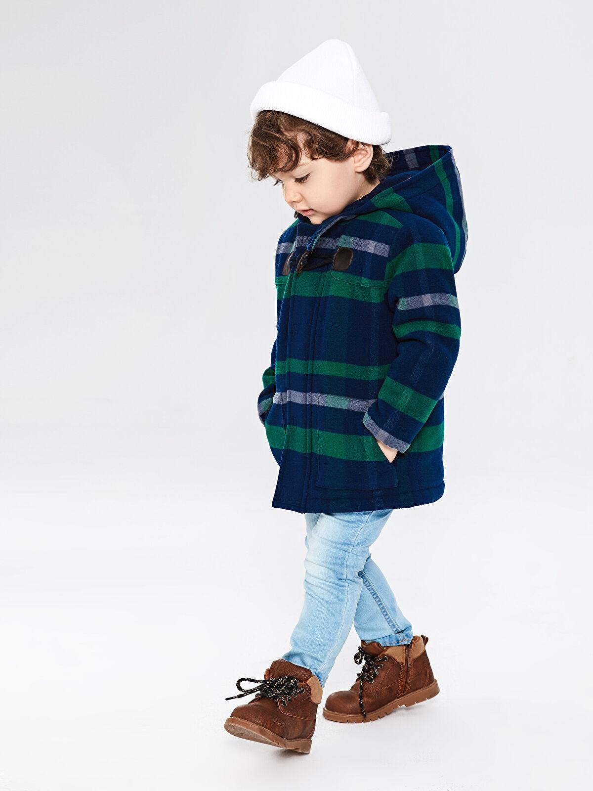 Erkek Bebek Bilek Boy Bot - LC WAIKIKI