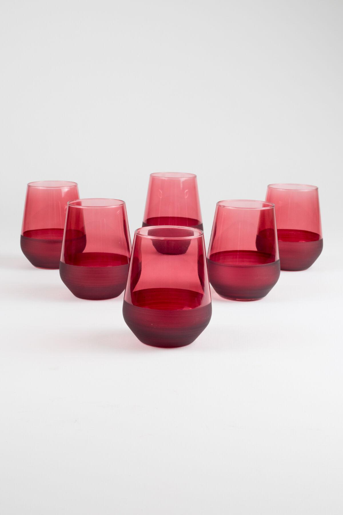 Rakle 425 cc Matte 6'lı Su Bardağı Seti - Markalar