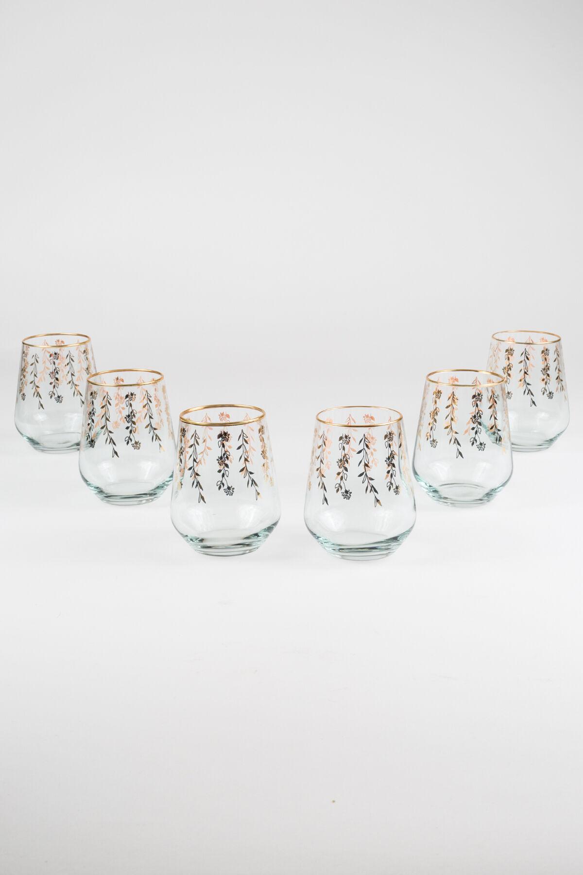 Rakle 425 cc Pera 6'lı Meşrubat Bardağı Seti - Markalar