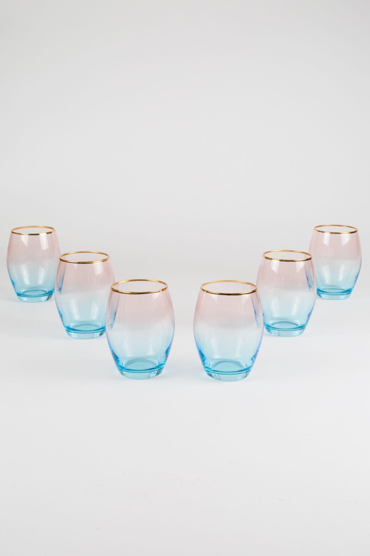 Rakle 390 cc Serenade 6'lı Meşrubat Bardağı Seti - Markalar