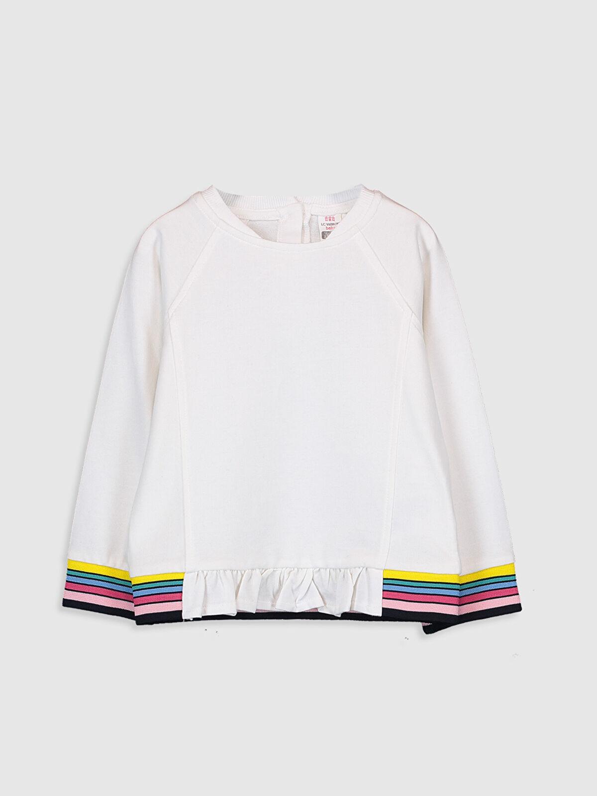 Kız Bebek Sweatshirt - LC WAIKIKI
