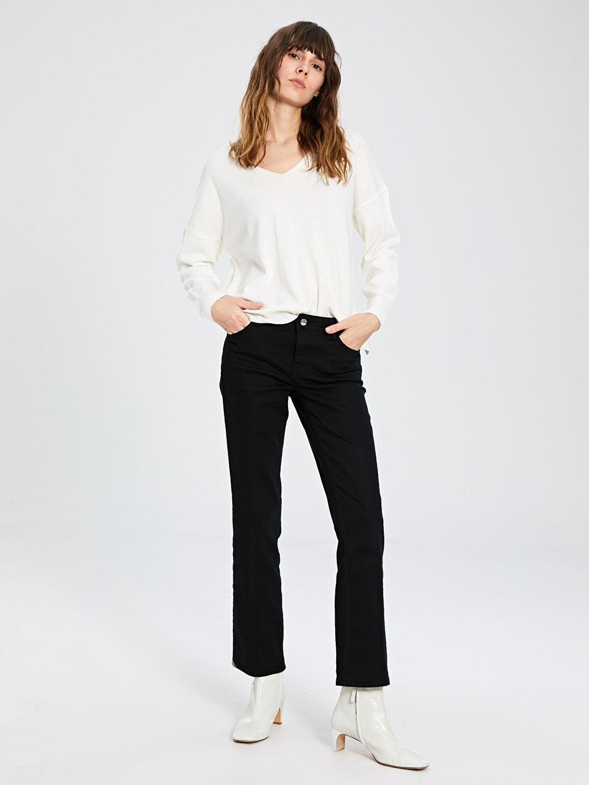 Normal Bel Jean Pantolon - LC WAIKIKI