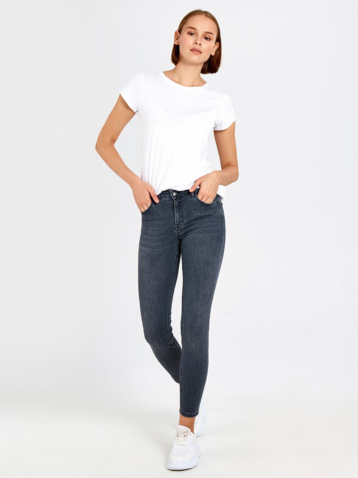 Skinny Jean Pantolon - LC WAIKIKI